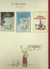 Verso de Tintin - Pastiches, parodies & pirates -17- Les 7 boules de cristal