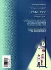 Verso de Ogenki Clinic -3- Volume 3