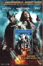 Verso de Marvel Heroes (Marvel France - 2011) -1- Les prochains vengeurs