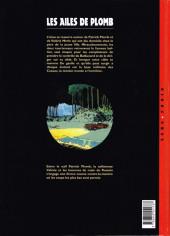 Verso de Les ailes de Plomb -2- Le vol du Balbuzard