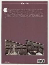 Verso de L'État morbide -1- Acte premier : La Maison-Dieu