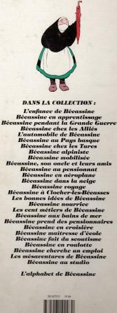 Verso de Bécassine -6d94- Bécassine chez les Turcs