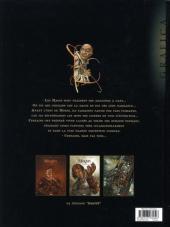 Verso de Magus -3- L'insoumise