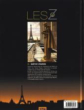 Verso de Les z -1- Sétif - Paris