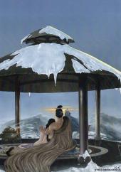 Verso de L'ombre et le feu -TL- Introduction à l'astrologie amoureuse chinoise