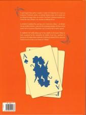 Verso de Aspic, détectives de l'étrange -2- L'or du vice