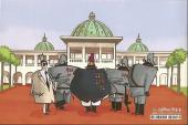 Verso de Petite histoire des colonies françaises -4- La Françafrique