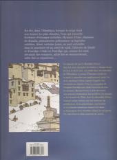 Verso de Le bouddha d'Azur -INT-TT- Intégrale