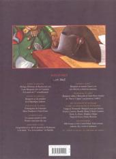 Verso de Double masque -INT1- Intégrale - Tomes 1 et 2