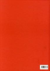 Verso de Ric Hochet -78TL- À la poursuite du Griffon d'or