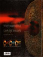 Verso de Les boucliers de Mars -1- Casus belli
