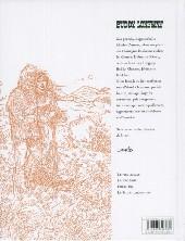 Verso de Buddy Longway -INT4- Intégrale 4 - Loin des siens