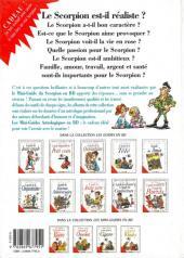 Verso de Le mini-guide -8- Le mini-guide du Scorpion