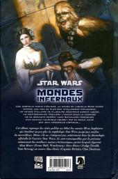 Verso de Star Wars - Mondes Infernaux -HS- Mondes infernaux