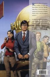 Verso de Superman - Origines secrètes -1- Tome 1