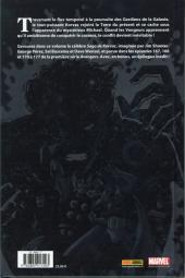 Verso de Best of Marvel -24- Vengeurs : La Saga de Korvac