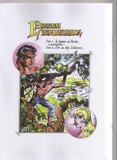 Verso de Quentin l'indomptable -2- L'or du roi salomon