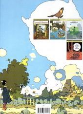 Verso de La malédiction des sept boules vertes -4- La chasse au dragon