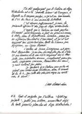 Verso de Le gabian - Josua Livingroom - Josua Livingroom