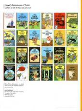 Verso de Tintin (The Adventures of) -15c- Land of Black Gold