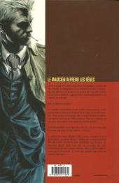 Verso de Hellblazer (Vertigo Big Book) -1- Retour aux sources