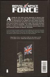 Verso de Ministère de l'espace / Royal Space Force -a- Royal Space Force