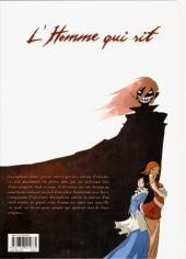 Verso de L'homme qui rit (Delestret) -4- En ruine !
