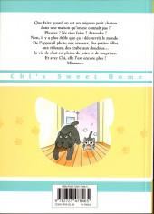 Verso de Chi - Une vie de chat (format manga) -3- Tome 3