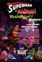 Verso de Superman & Madman - Hullabaloo !