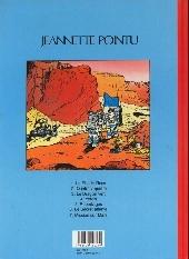 Verso de Jeannette Pointu -7- Mission sur Mars