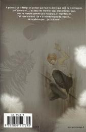 Verso de A romantic love story -9- Tome 9