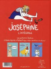 Verso de Joséphine (Bagieu) -INT- L'intégrale