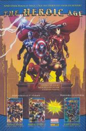 Verso de Marvel Saga (1re série - 2009) -9- La guerre de Fatalis