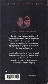 Verso de (AUT) Cosey - Le Vol de l'aigle
