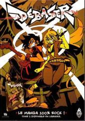 Verso de Akiba Manga -2- Numéro 2