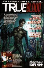 Verso de Doc Macabre -3- Doc macabre #3