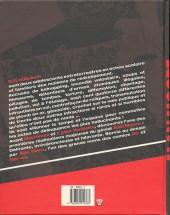 Verso de Alan Moore -2- Les introuvables - D.R. et Quinch, délinquants cosmiques