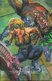 Verso de Aliens versus Predator : Eternal -1TL- Aliens versus Predator : Eternal édition exclusive