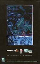 Verso de Superman versus Aliens -0- Premier contact