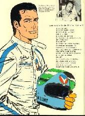 Verso de Michel Vaillant -16a1972- Km. 357