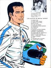 Verso de Michel Vaillant -9a1971- Le retour de Steve Warson