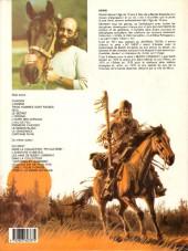 Verso de Buddy Longway -9a83- Premières chasses