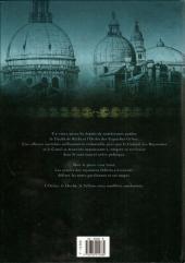 Verso de Le crépuscule de Tellure -1- Saliriandre