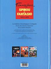 Verso de Spirou et Fantasio -6- (Int. Dupuis 2) -11- 1976-1979