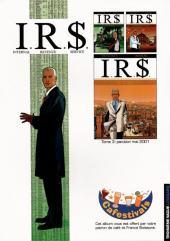 Verso de I.R.$. -1Pub1- La voie Fiscale