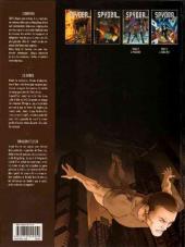 Verso de Spyder -2- Dragon céleste