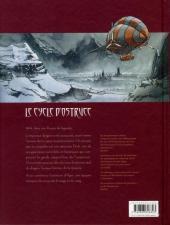 Verso de Le cycle d'Ostruce -INT- Intégrale