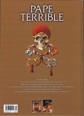Verso de Le pape terrible -2- Jules II