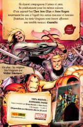 Verso de X-Men (Marvel France 2e série - 2011) -1- Le retour du messie (1/7)