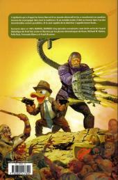 Verso de Marvel Zombies -7- Opération antidote